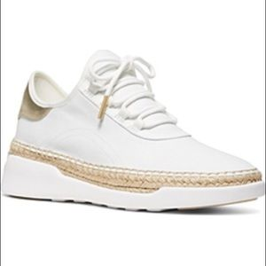 Michael Michael Kors Finch Canvas Lace-Up Sneakers